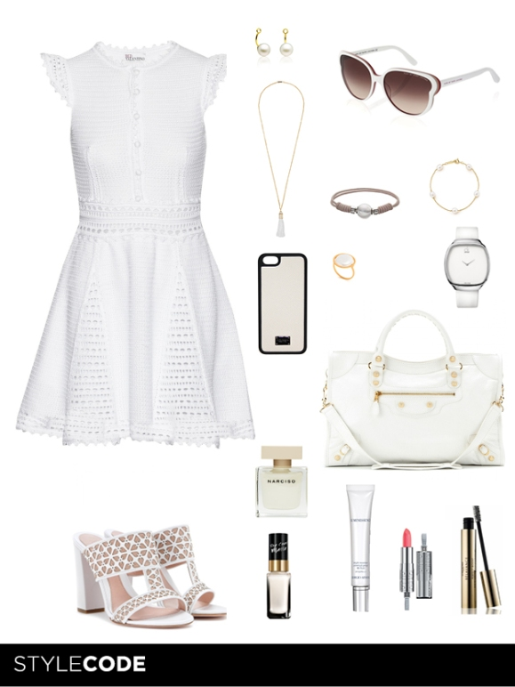 White is for summer 1